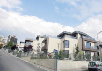 Davutoğlu'nun yeni evi görüntülendi