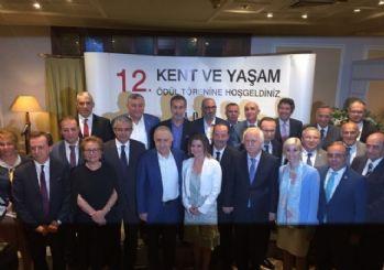 Edirne Belediye Başkanı Gürkan'a Kent Ve Dayanışma Ödülü