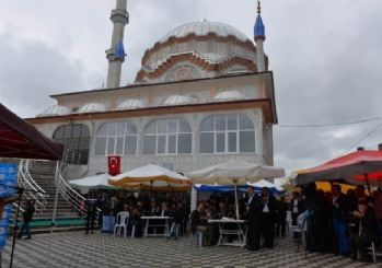 Yörgüç Köyü Camii İbadete Açıldı