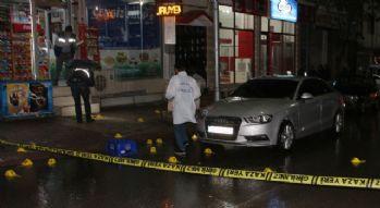 Sokak ortasında infaz: 1 ölü, 3 yaralı