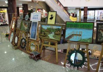 Çocuk Destek Merkezi'nden El Sanatları Sergisi