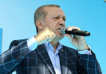 Erdoğan: ABD'yi kınıyorum!