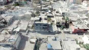 Nusaybin'de patlamalar sürüyor