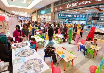 Park Afyon AVM'de Çocuklar Çok Mutlu