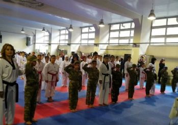 Arı Gençlik Kuşak Sınavında Güvenlik Güçleri Unutulmadı