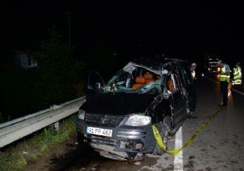 Tokat'ta Kaza: 2 Ölü, 3 Yaralı