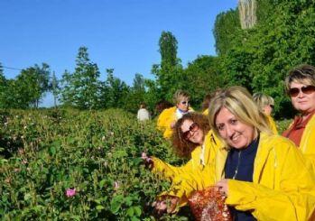 Somalı Kadınlar Güller Diyarında