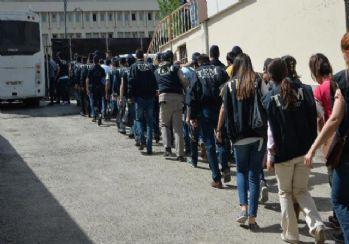 PKK/KCK operasyonunda 17 tutuklama