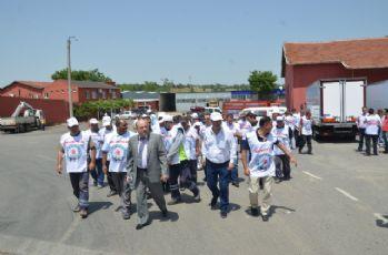 Belediye işçileri greve gidiyor