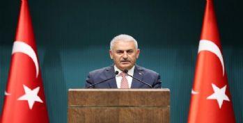 Başbakan Yıldırım'a bir tebrik de Kazak mevkidaşından