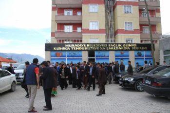 HDP'li vekillere izin çıkmadı