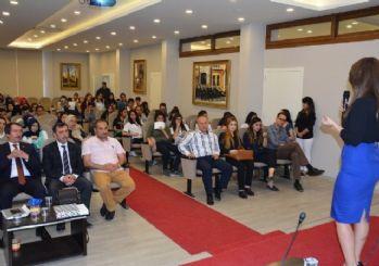 Belen'de Öğrencilere Sınav Stresini Yenme Konferansı