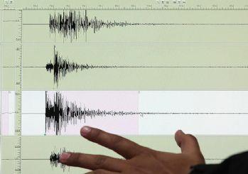 Çorum'da 3.8 şiddetinde deprem