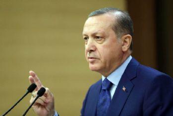 Erdoğan'dan Merkel'e: Endişeliyiz