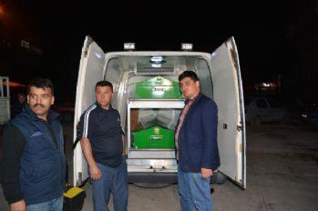 Tokat'a yıldırım düştü: 1 ölü, 1 yaralı