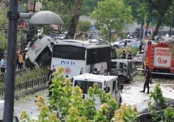 İstanbul'da patlama! İşte ilk görüntüler