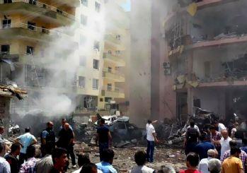 Midyat'ta dehşet anları! Olay yerinden ilk görüntüler