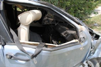Kaza geçiren öğrenciyi sınava polisler yetiştirdi