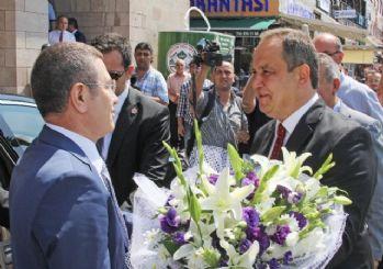 Başbakan Yardımcısı Canikli'den Başkan Aksu'ya Ziyaret