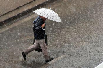 Meteoroloji'den sıcaktan bunalanlara iyi haber: Yağmur geliyor!