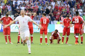 Polonya çeyrek finalde