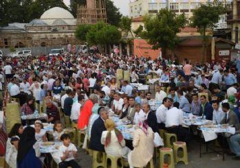 Uşak AK Parti İftar Yemeğinde Buluştu
