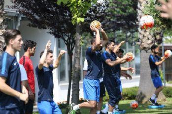 Trabzonspor'da hazırlıklar sürüyor