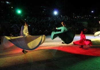 Haliliye'de İlahi Konseri Ve Semazen Gösterisi Düzenlendi