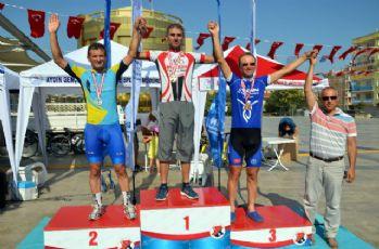 Bisiklet Yol Yarışları tamamlandı
