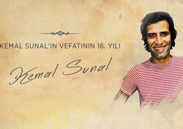 Kemal Sunal'ın vefatının 16. yılı