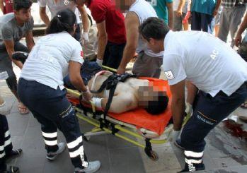 Didim'de Enişte Kayın Birader Kavgasında Kan Aktı; 1 Yaralı