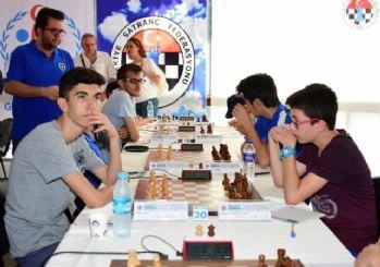 Türkiye Gençler Satranç Şampiyonası Çanakkale'de Başladı