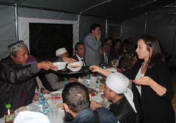 TİKA Ramazan'da Polonya'daki Tatarları Unutmadı