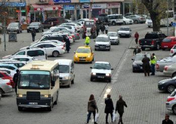 Kırklareli'nde Kayıtlı Araç Sayısı Arttı