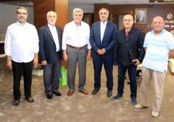 Başkan Karaosmanoğlu, Ehlibeyt Alimlerini Ağırladı