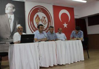Fatsa'da Yıl Sonu Müdürler Kurulu