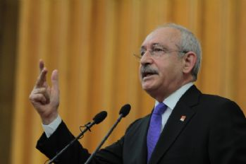 Kılıçdaroğlu: Bu bir anlaşma değil teslimiyet sözleşmesidir