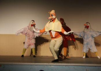 Gürcistan Devlet Çocuk Tiyatrosu Bafra'da