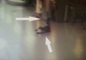 Polis canlı bombayı böyle vurdu