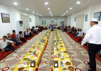 Şehit Ve Gaziler Onuruna İftar Yemeği Verildi