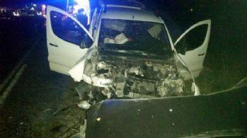 Feci kaza: 1 ölü, 7 yaralı