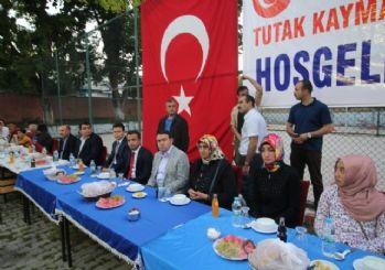 Tutak'ta Kardeşlik Sofrası İftar Programı