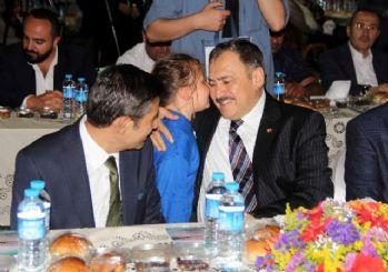 Bakan Eroğlu, Kastamonu'da Toplu Temel Atma Törenine Katıldı