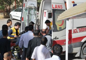 Elektrik Akımına Kapılan Bir Kişi Ağır Yaralandı