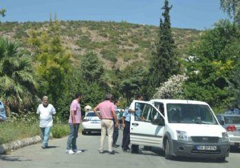 Polis hırsız kovalamacası çarşıda başladı, dağda bitti