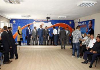 AK Parti'de bayramlaşma töreni bayramın ilk günü yapılacak