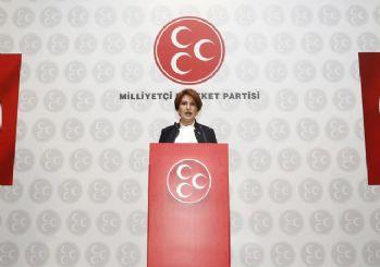 Kulisler bu haberle çalkalanıyor: Meral Akşener parti kuruyor