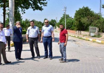 Nazilli Belediyesi, İsabeyli'de değişime devam ediyor