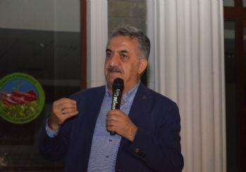 AK Parti Genel Başkan Yardımcısı Yazıcı, Çayeli'nde iftar yemeğine katıldı