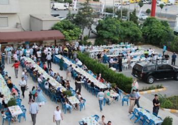 Mardin Müftülüğünden iftar programı